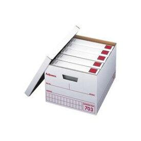 その他 (業務用2セット)フェローズジャパン フェローズ703ボックスA4 赤 3個パック ds-1468246