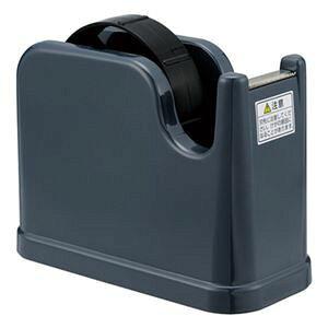 その他 (業務用セット) テープカッター NTC-201-N グレー【×10セット】 ds-1522150