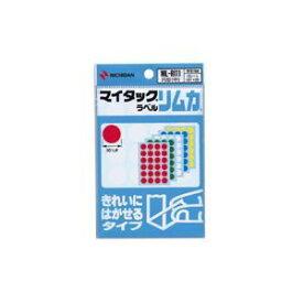 その他 (まとめ) ニチバン カラーラベル リムカ(R) 〈きれいにはがせるタイプ〉(混色) ML-R111(混色) 赤 青 白 緑 黄 1P入 【×10セット】 ds-1528012