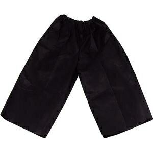 その他 (まとめ)アーテック 衣装ベース 【S ズボン】 不織布 ブラック(黒) 【×15セット】 ds-1562473
