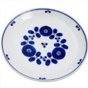 その他 白山陶器 ブルーム プレートL 23.5cm ブーケ ds-1604244