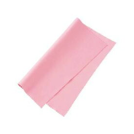 その他 (まとめ)サンワサプライ マイクロファイバークリーニングクロス(ピンク) CD-CC11P【×10セット】 ds-1618821
