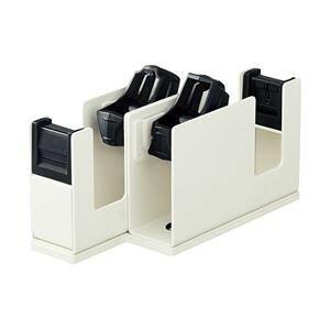 その他 (まとめ) コクヨ テープカッター カルカット 2連 ライトグレー 型番:T-SM110LM 単位:1台 【×2セット】 ds-1644914