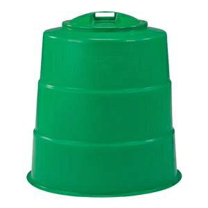その他 三甲(サンコー) コンポスターセット/生ゴミ処理容器 【330L】 300型 グリーン(緑)【代引不可】 ds-1647289
