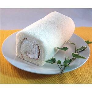 その他 白いロールケーキ 1本 ds-1653939