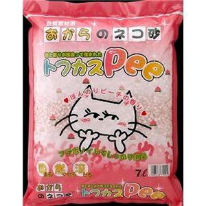 その他 (まとめ)ペグテック トフカス Pee 7L 【ペット用品】【×4セット】 ds-1665829
