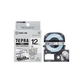 その他 (業務用50セット) キングジム テプラ PROテープ/ラベルライター用テープ 【再剥離/幅:12mm】 SS12KE ホワイト(白) ds-1734996