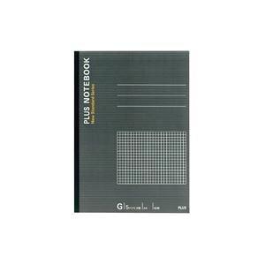 その他 (業務用200セット) プラス ノートブック NO-204GS A4 方眼罫 ds-1739675