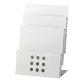 その他 (業務用3セット) トヨダプロダクツ パンフレットスタンド PSR-3 A4-3段 ds-1746698