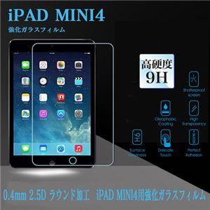 その他 (まとめ)ITPROTECH 強化ガラスフィルム For iPad mini 4 YT-GFILM-F/IPM4【×5セット】 ds-1760275