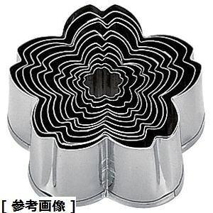 TKG (Total Kitchen Goods) SA18-0パテ抜桜(11) BPT14011