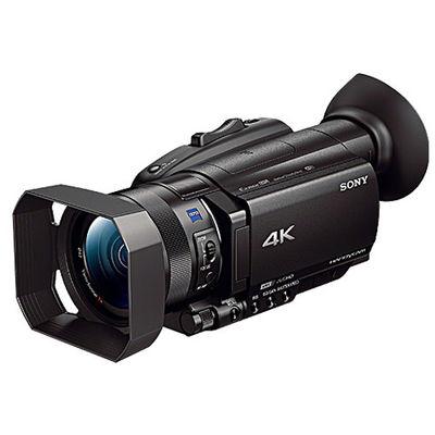 ソニー デジタル4Kビデオカメラレコーダー 光学12倍ズーム 約2100万画素 FDR-AX700【納期目安:2週間】