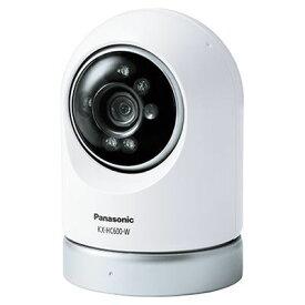 パナソニック 屋内スイングカメラ KX-HC600-W【納期目安:2週間】