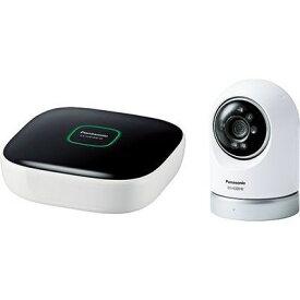 パナソニック 屋内スイングカメラキット KX-HC600K-W【納期目安:2週間】