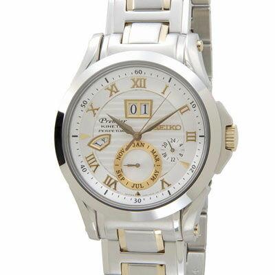 SEIKO セイコー SNP072P1 Premier プルミエ 7D48 Sapphire Xpress 腕時計 メンズ SESNP072P1