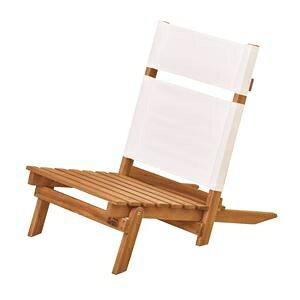 その他 天然木デッキチェア(組み立て式椅子) 木製/アカシア NX-515 〔アウトドア キャンプ お庭 テラス〕 ds-1937499