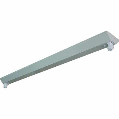 オーム電機 LED40形直管専用 逆富士1灯型 照明器具(ランプ別売) LED-FV-401