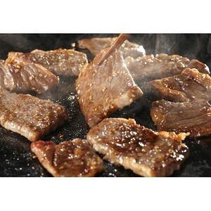 その他 焼肉セット/焼き肉用肉詰め合わせ 【2kg】 味付牛カルビ・三元豚バラ・あらびきウインナー ds-1985897