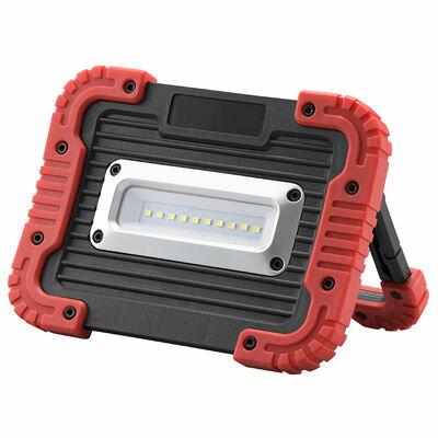 オーム電機 LED多目的作業ライト(320 lm/単3形×4本付属/連続点灯時間5時間)(レッド/ブラック) SL-W320R6A