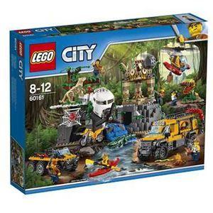 その他 レゴジャパン 60161 レゴ(R)シティ ジャングル探検隊 【LEGO】 ds-1936809