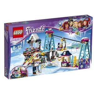 その他 レゴジャパン 41324 レゴ(R)フレンズ ハートレイク キラキラスキーリゾート 【LEGO】 ds-1936823