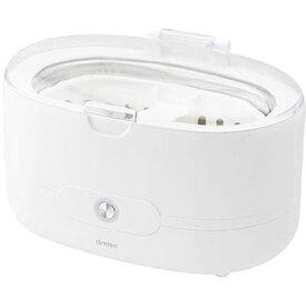 【あす楽対応_関東】ドリテック 超音波洗浄器「ソニクリア」(ホワイト) UC-500WT