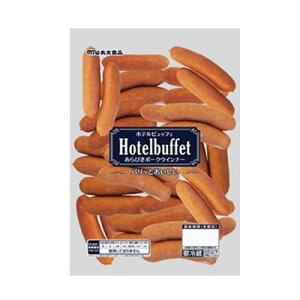 丸大食品 【3袋セット】ホテルビュッフェ ポークウインナー 4902715352404