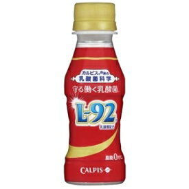 その他 【まとめ買い】カルピス 守る働く乳酸菌 L92 PET 100ml×60本(30本×2ケース) ds-2037835
