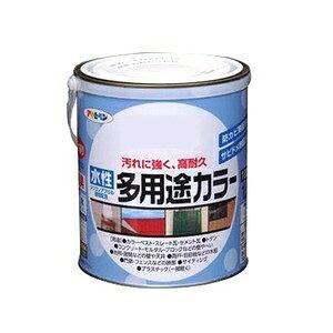 その他 水性多用途カラー ソフトグレー 1.6L ds-1855100