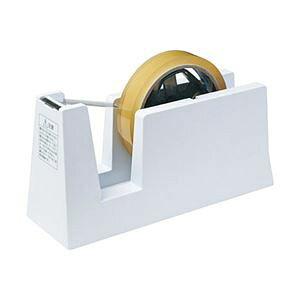 その他 ニチバン テープカッター直線美 for Business 白 TC-CBE5 1個 ds-2054756
