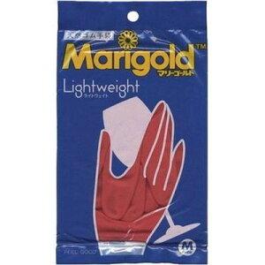 シイノ通商 マリーゴールドゴム手袋M (レッド) 414099 4970520414099【納期目安:2週間】