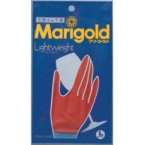 シイノ通商 マリーゴールドゴム手袋L 414143 4970520414143【納期目安:2週間】