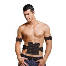 その他 アクティブパッド EMS 腹筋ベルト 段階パワー ボディ用 貼るだけトレーニング ds-2074349