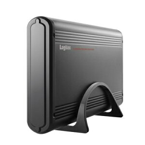 エレコム HDDケース/3.5インチHDD/アルミボディ/USB3.1(Gen1)対応/SATA3対応 LGB-EKU3