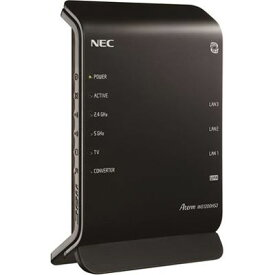 NEC 無線LANルータ Aterm PA-WG1200HS3【納期目安:約10営業日】