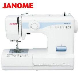 【あす楽対応_関東】ジャノメ 電動ミシン 「両手が使えるフットコントローラータイプ」 JN508DX