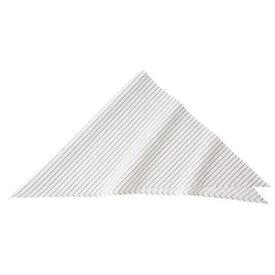 その他 ストライプ三角巾 ホワイト KMB2941-21 ds-2095261