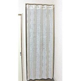 その他 パタパタ間仕切りカーテン 日本製 幅98cmx長さ220cm ds-2109932