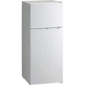 ハイアール 130L 2ドア冷凍冷蔵庫(ホワイト) JR-N130A-W【納期目安:2週間】
