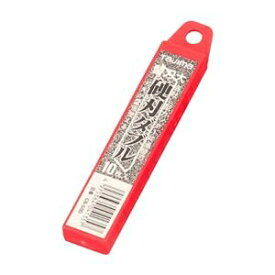その他 (まとめ) タジマ L型カッター替刃 大 硬刃ダブルCB-50D 1ケース(10枚) 【×30セット】 ds-2122180