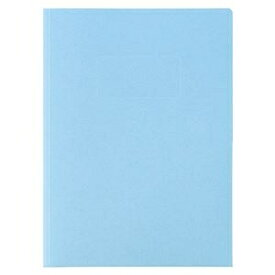その他 (まとめ)ライオン事務器カラーポケットホルダー(紙製) 2つ折りタイプA4(見開きA3判) ブルー PH-54C 1冊 【×30セット】 ds-2127423
