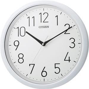 その他 シチズン 防水型クオーツ掛時計8MG799-003 1台 ds-2137884