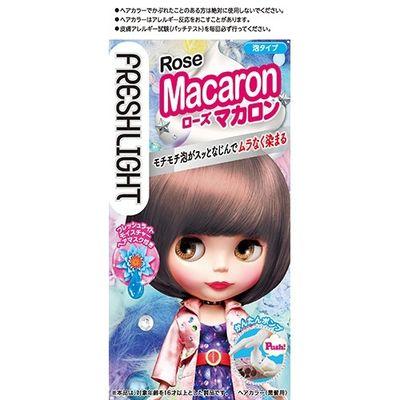 ヘンケルジャパン フレッシュライト 泡タイプカラー ローズマカロン 1セット 4987234322626