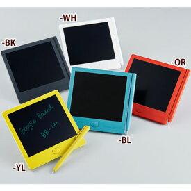 キングジム ふせんサイズの電子メモパッド「Boogie Board(ブギーボード)」(イエロー) BB-12-YL【納期目安:06/下旬入荷予定】