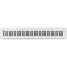 カシオ デジタルピアノ 「Privia」 ホワイト PX-S1000WE【納期目安:3週間】