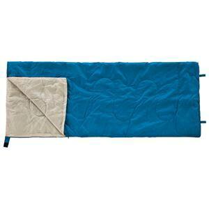 その他 (まとめ) カワセ 封筒型シュラフ(寝袋)ブルー BDK-30B【×5セット】 ds-2160316