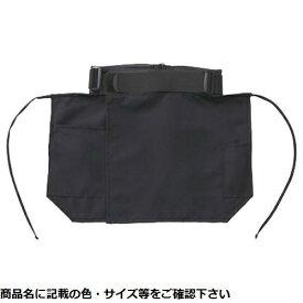 アロン化成 コシマッキー(エプロン付骨盤ベルト) 543-700(M)ブラック 24-6715-00【納期目安:1週間】