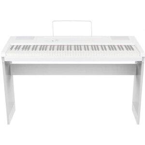 キョーリツ Artesia 電子ピアノ 木製純正スタンド ST-2/WH ホワイト [対応モデル:PA-88H+] ST-2_WH