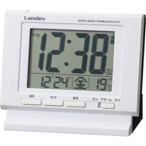その他 デジタルアラーム電波時計(包装・のし可) 4981480523318