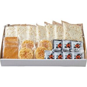 その他 せい麺やの讃岐うどんきつね&天ぷらセット(7食) 4548878007470【納期目安:1週間】